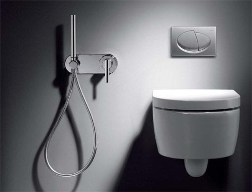 Duchas especiales belleza higiene limpieza for Bidet para wc