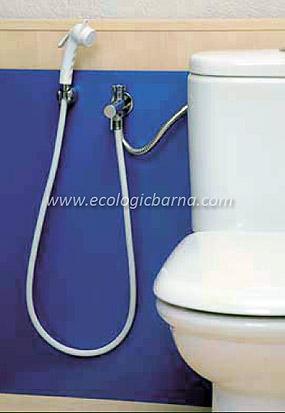Duchas especiales belleza higiene limpieza for Llave de ducha pared